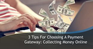 Collecting Money Online