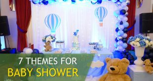 Themes for Baby Shower