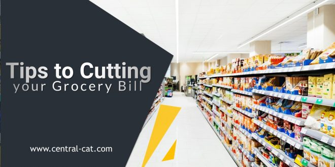 Tips to Cutting your Grocery Bill