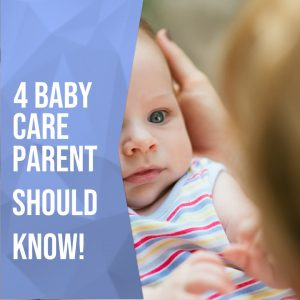 baby care parent