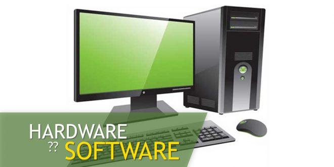 hardware software