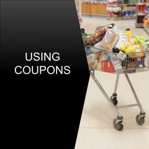 using coupon