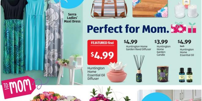 Aldi Weekly Ad This Week May 5 – 11, 2021 1
