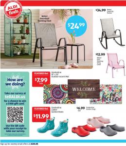 Aldi Weekly Ad This Week May 5 – 11, 2021 2