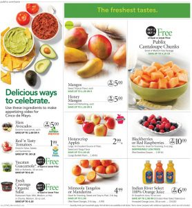 Publix Weekly Ad This Week May 5 – 11, 2021