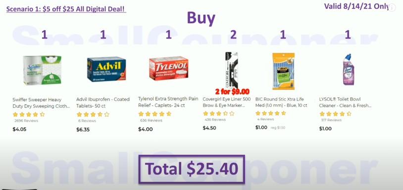 1. Dollar General Deals This Week 81421