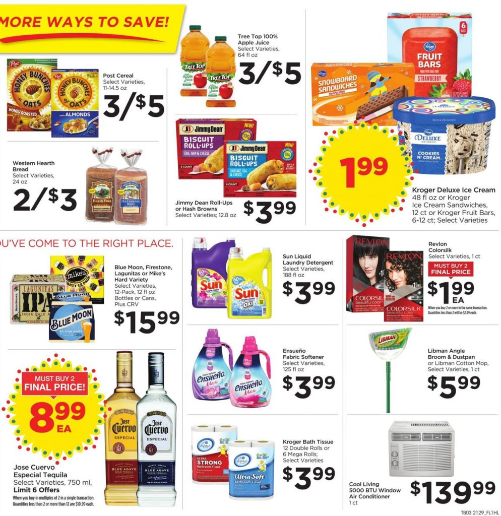 3. Food 4 Less Weekly Ad August 18 - 24, 2021