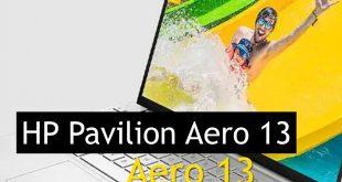 HP Pavilion Aero 13 Specifications 2