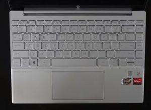 keyboard display HP Pavilion Aero 13 Specifications