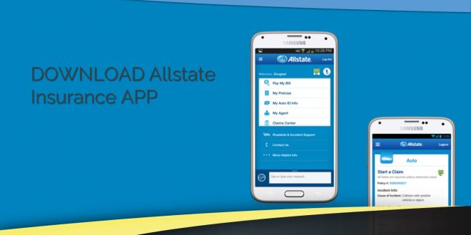 Download Allstate Insurance APP for ios and android