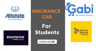 Insurance Car for students
